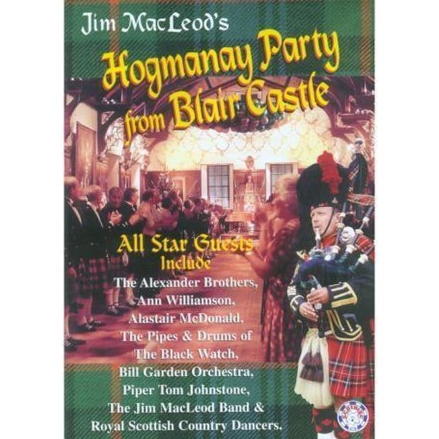 Jim Macleod's - Hogmanay Party from Blair Castle [DVD] [2005] [NTSC]